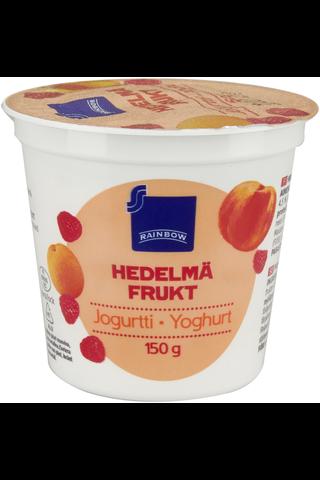 Rainbow 150 g hedelmä jogurtti