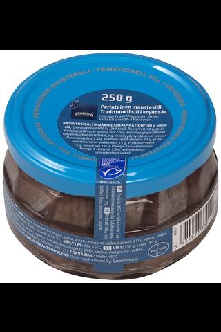 Rainbow Perinteinen maustesilli 250/150 g