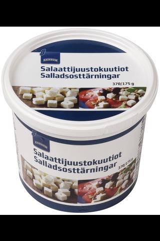 Rainbow Salaattijuustokuutiot 370/175 g