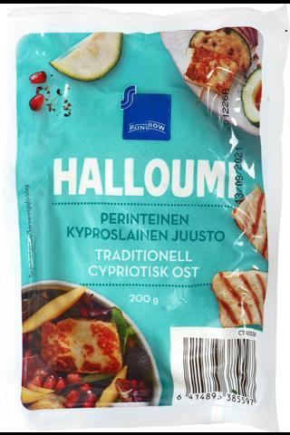 Rainbow Halloumi juusto 200 g