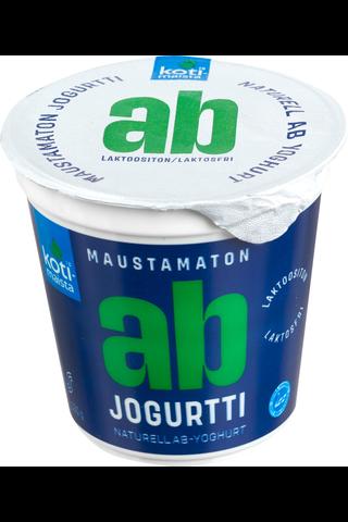 Kotimaista AB-jogurtti 150g maustamaton laktoositon