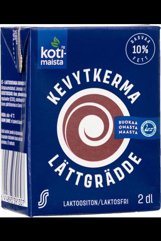 Kevytkerma laktoositon 2dl