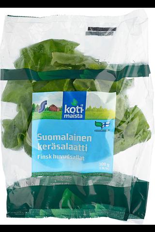 Kotimaista 100g suomalainen keräsalaatti