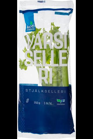 Kotimaista 250g suomalainen varsiselleri