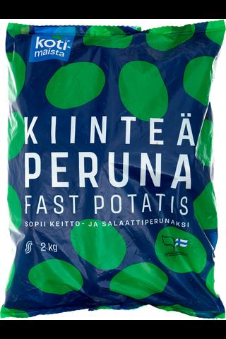 Kotimaista 2kg Suomalainen Kiinteä peruna