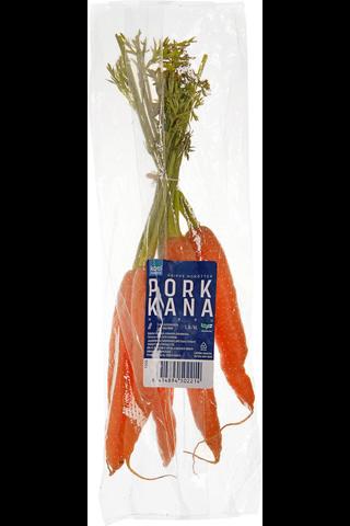 Kotimaista Suomalainen porkkananippu  5 kpl porkkanoita