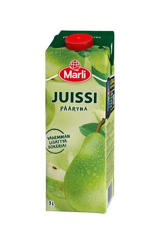 Marli Juissi 1l päärynämehujuoma
