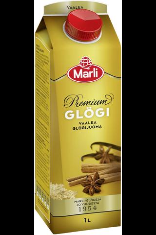 Marli 1L Premium vaalea glögijuoma