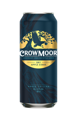 Crowmoor Dry Apple 50cl tlk 4,7% siideri