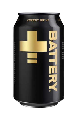 Battery Energy Drink 33cl tlk energiajuoma