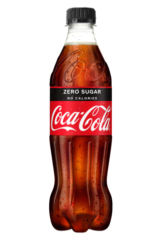 Coca-Cola Zero 50cl kmp virvoitusjuoma