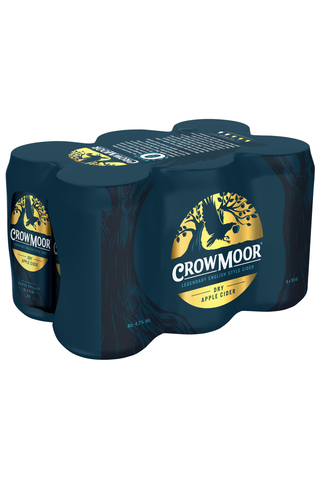 Crowmoor Dry Apple 33 cl tlk 6-pack