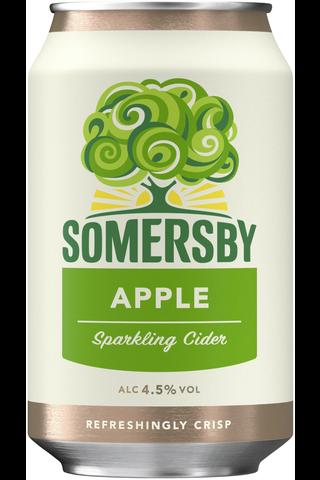Somersby Apple 4,5 %  33cl tölkki siideri