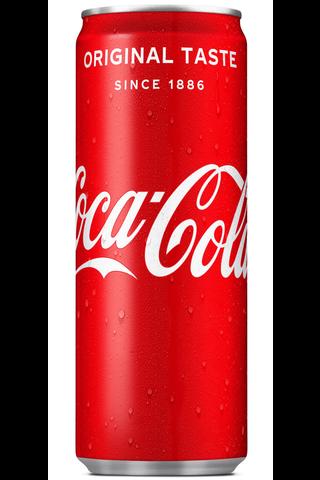 Coca-Cola 25 cl tlk virvoitusjuoma