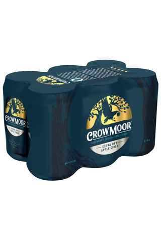 Crowmoor Extra Dry Apple 33 cl tlk 6-pack