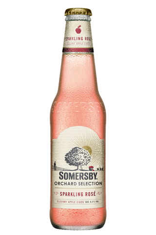Somersby Orchad Selection Rosé 4,5% 33cl pullo siideri