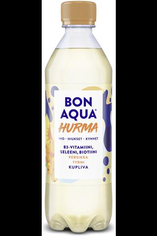 Bonaqua Vita Persikka ja Tyrni 0,5l muovipullo kivennäisvesi