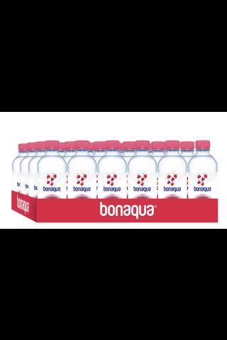 Bonaqua Villivadelma 33cl 24-pack kierrätysmuovipullo kivennäisvesi