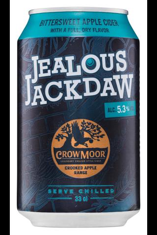 Crowmoor Jealous Jackdaw 5,3% 33 cl tlk