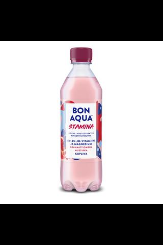 Bonaqua Vita Granaattiomena & Mustikka 0,5 l muovipullo kivennäisvesi