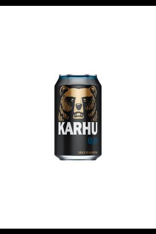 Karhu 0.0% 33cl tölkki alkoholiton olut