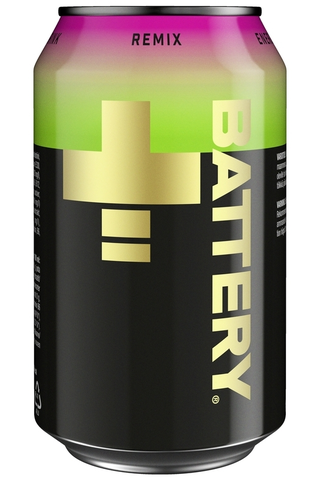 Battery Remix energiajuoma tölkki 0,33 L