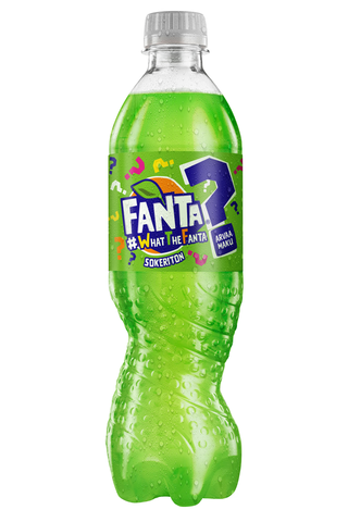 What The Fanta? muovipullo 0,5L