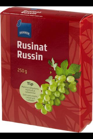 Rainbow Rusinat 250 g