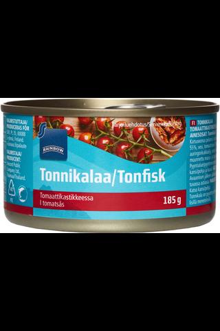 Rainbow Tonnikalaa tomaattikastikkeessa 185/100 g