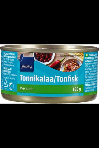 Tonnikalaa ja vihanneksia Mexicana 185 g