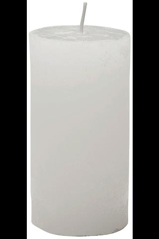 Rainbow Rustic pöytäkynttilä 70x130mm valkoinen