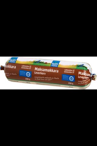 Kotimaista 200g Maksamakkara
