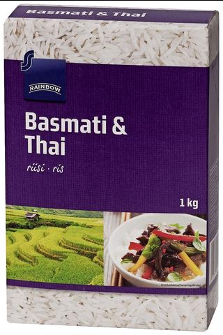 Rainbow Basmati & thairiisi 1 kg