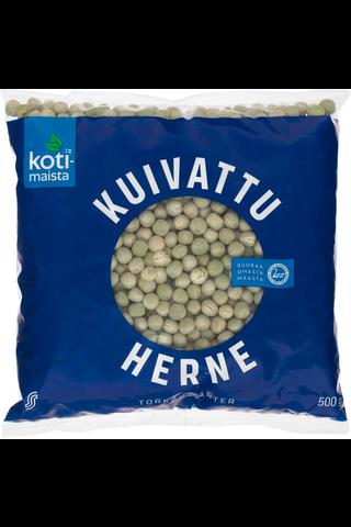 Kotimaista 500 g suomalainen herne