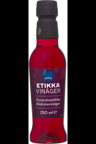 Punaviinietikka 250 ml