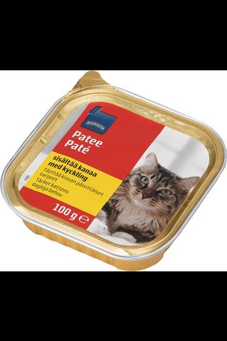 Rainbow Kissan patee sisältää kanaa, 100 g