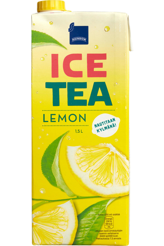 Rainbow Ice Tea Lemon 1,5 l