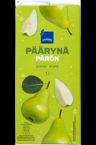 Rainbow Päärynäjuoma 1 l