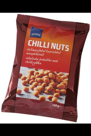 Rainbow Chilli Nuts 150 g