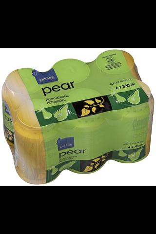 Rainbow Pear päärynäsiideri 4,7 til-% 6 x 330 ml