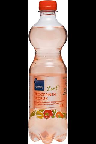 Rainbow Trooppinen Zn+E juoma 0,5 l