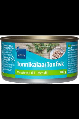 Rainbow Tonnikalaa mausteena tilli 185/138 g