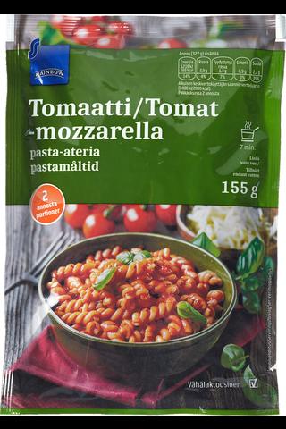 Rainbow Pasta-ateria tomaatti-mozzarella 155 g, 2 annosta