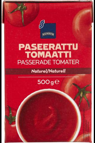 Rainbow Paseerattu tomaatti 500 g