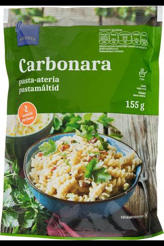 Rainbow Pasta-ateria carbonara 155 g, 2 annosta