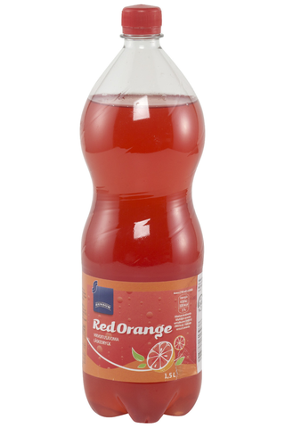 Rainbow Red Orange 1,5 l