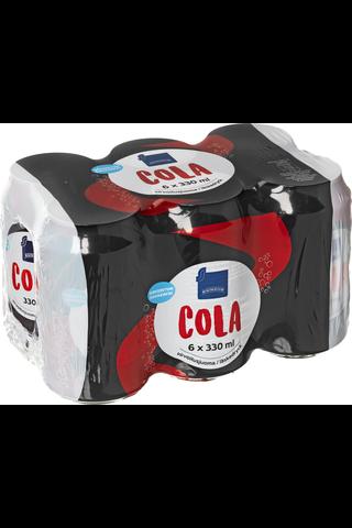 Rainbow Cola Free 6 x 33 cl