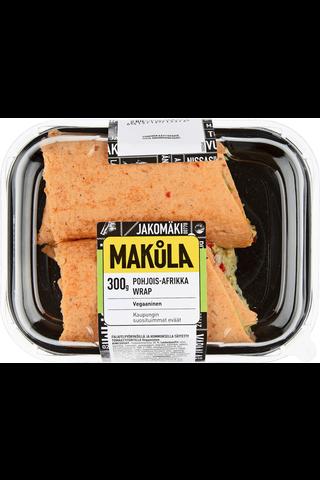 Makula 300g Pohjois-Afrikka wrap