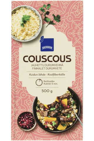 Rainbow Couscous 500 g