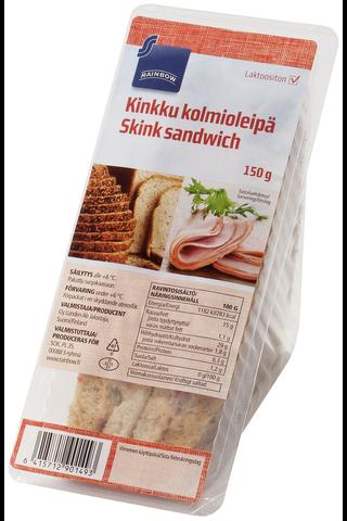 Kinkkukolmioleipä 150 g